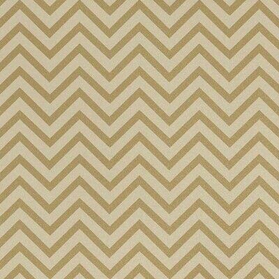 POW Gold Chevron Paper 12 x 12