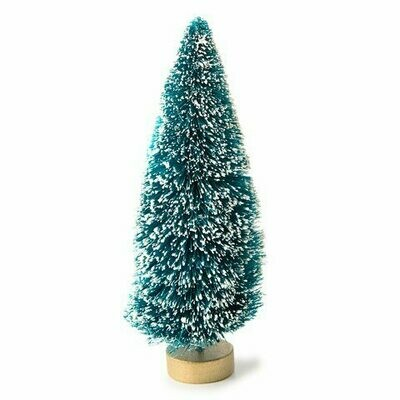 Mini Sisal Frosted Tree 6 Inch