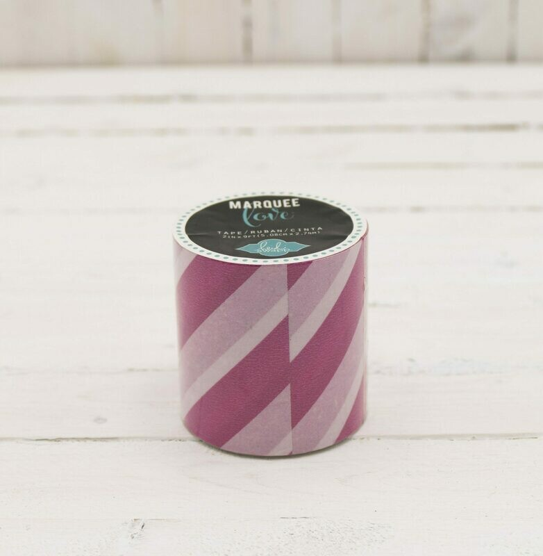 MARQUEE LOVE - WASHI TAPE - 2