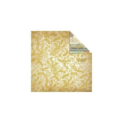 Maple- Lush Collection- double sided paper 12 x 12