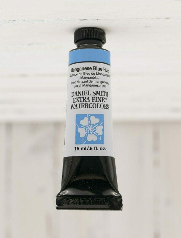 Manganese Blue Hue - Daniel Smith Watercolor