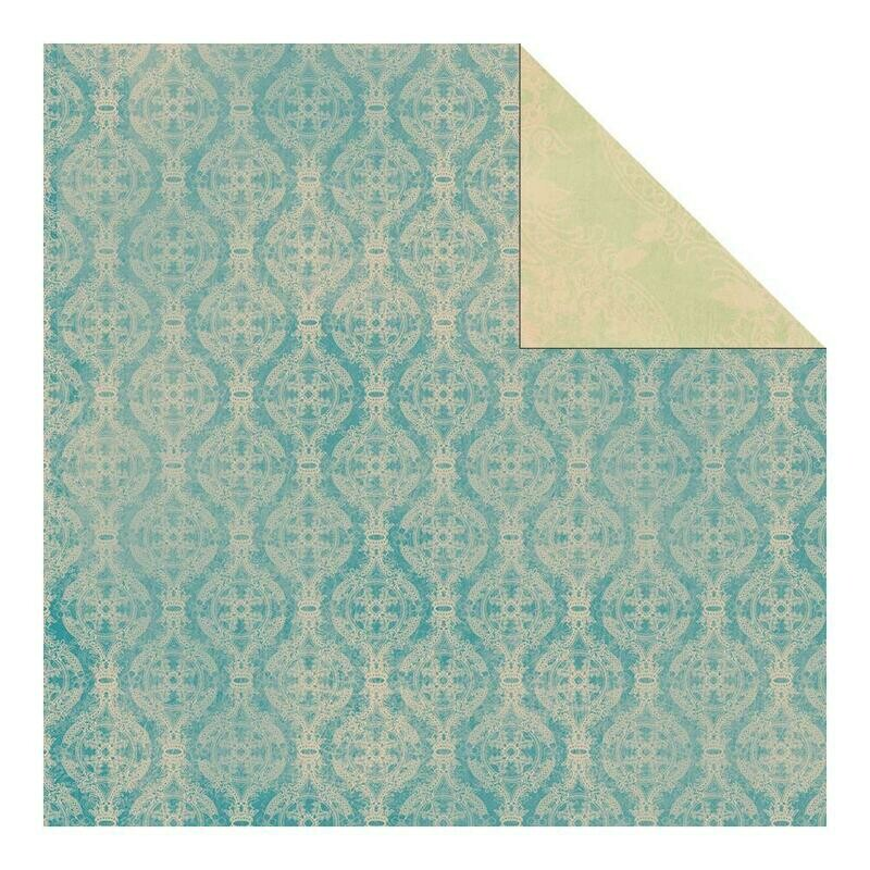 Imperial- Duchess Collection- double sided paper 12 x 12