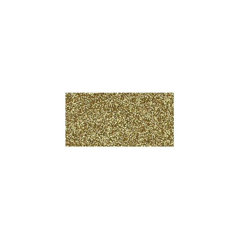 Gold Glitter Card Stock 12 x 12
