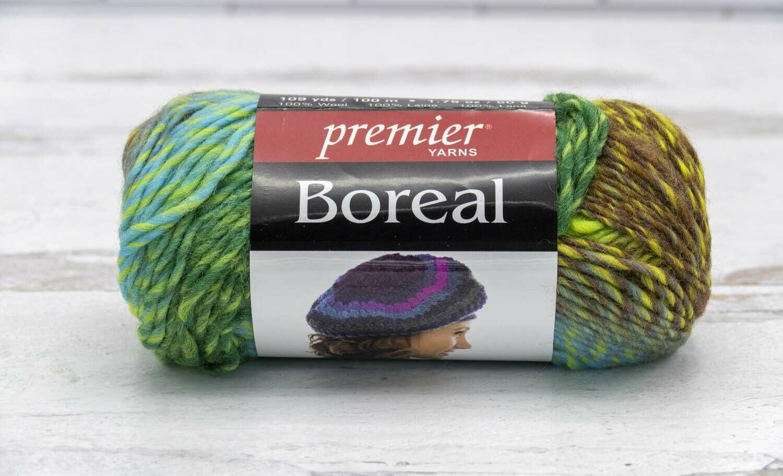 Boreal Yarn 109 Yards Lichen