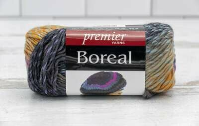 Boreal Yarn 109 Yards Firewood