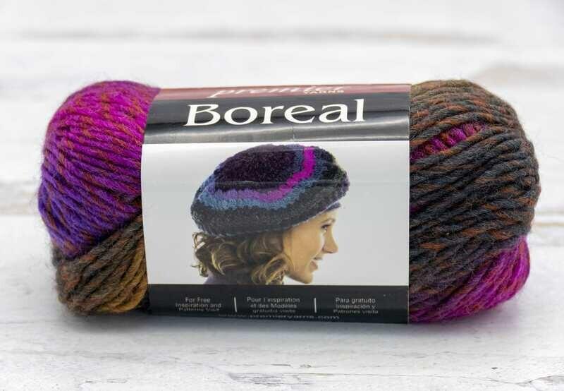 Boreal Yarn 109 Yards Lynx