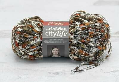 City Life Yarn 140 Yards- Fall Holiday