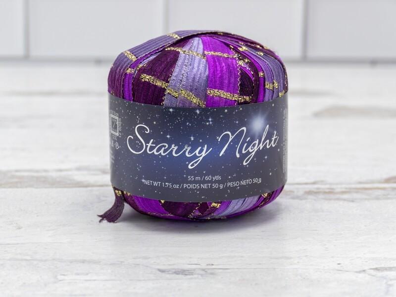 Starry Night Yarn 60 Yards Majesty