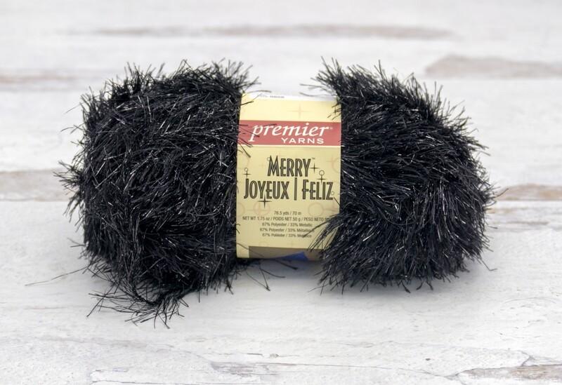 Premier Merry Yarn- Black Ice