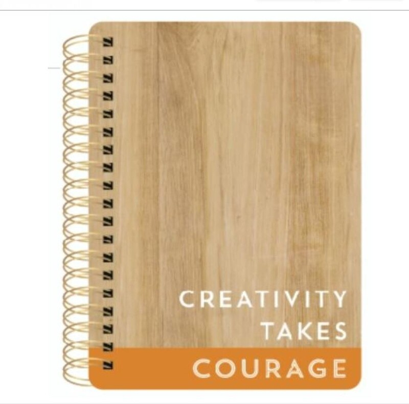 Office Journal- Creativity Takes Courage