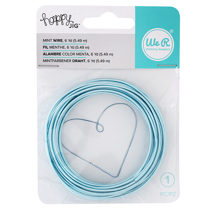 Happy Jig Accessory Wire- 6 yards