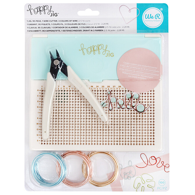 Happy Jig Wire and Peg Kit 100 pc