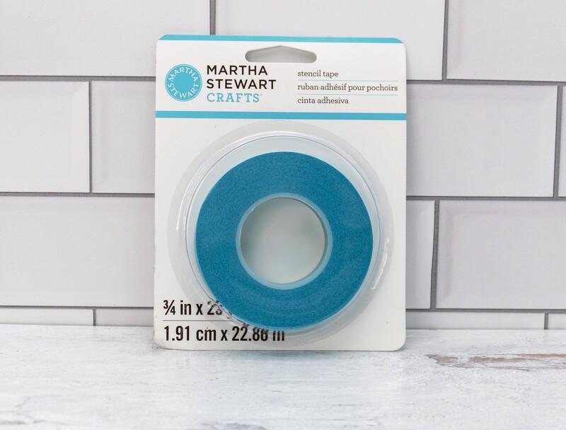 Martha Stewart Stencil Tape 3/4 inch x 25 yards