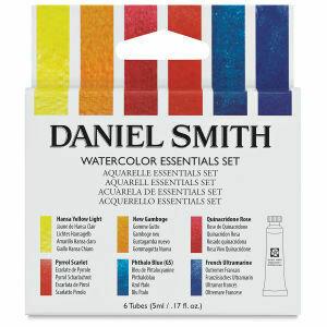 Essentials Watercolor Set 6pc - Daniel Smith