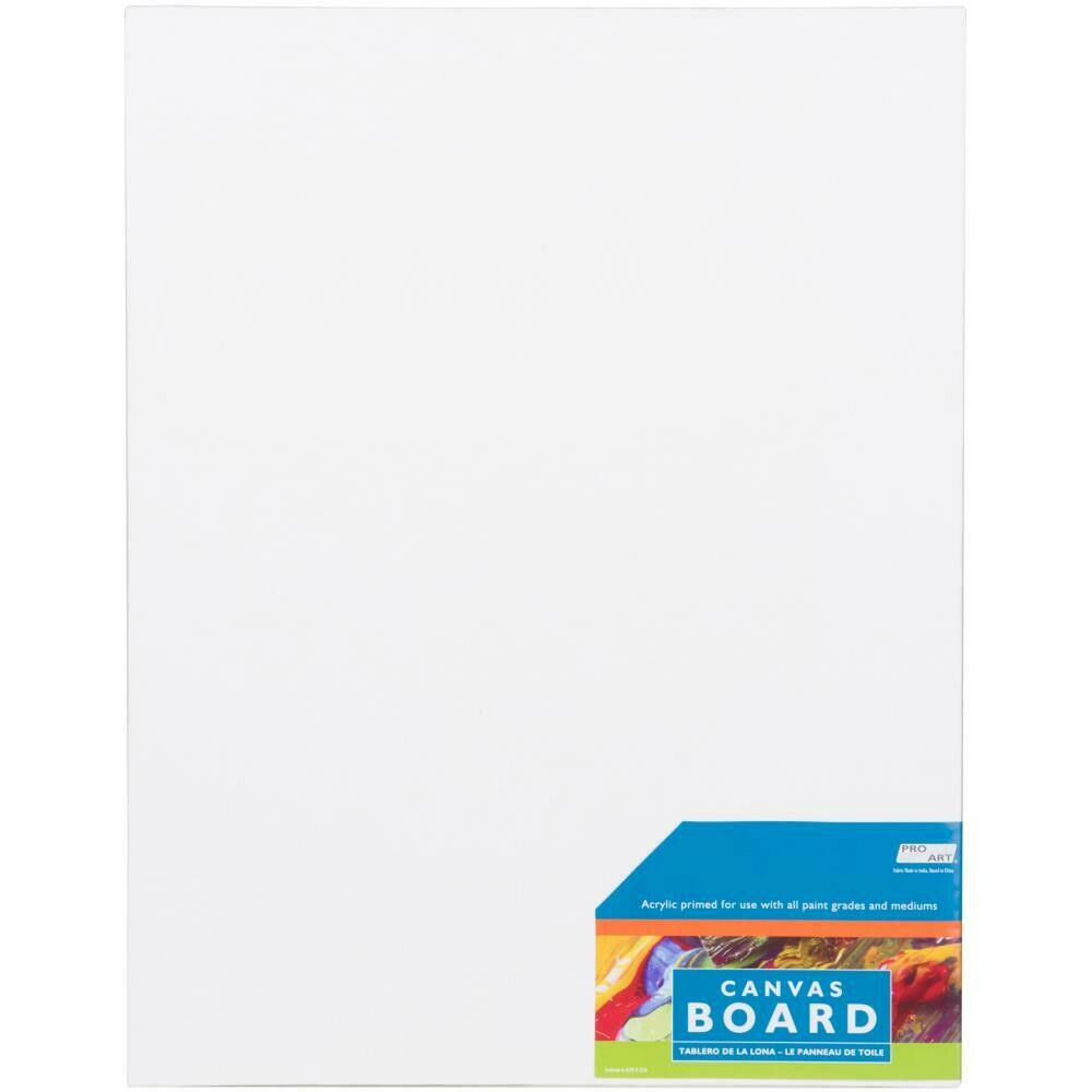 Canvas Board 14