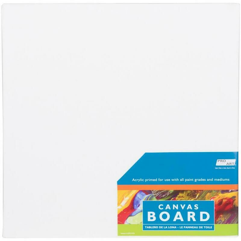 Canvas Board 10