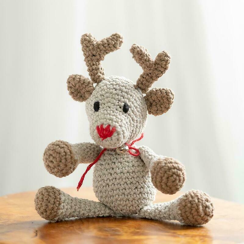 Hoooked Reindeer Rue Kit