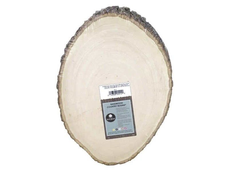 Basswood Country Round XL