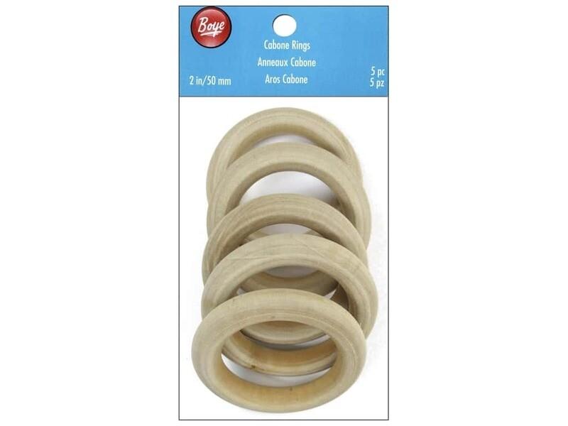Cabone Wood Ring 2