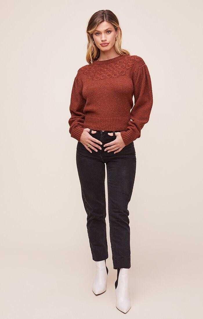 ASTR - samantha sweater