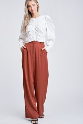 En Saison - Wide Leg Trousers