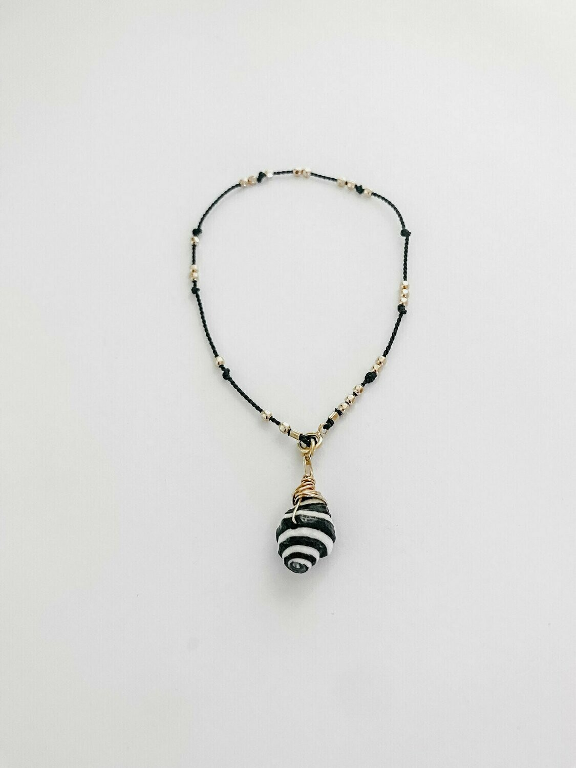 Ruthie Bracelet with Shell