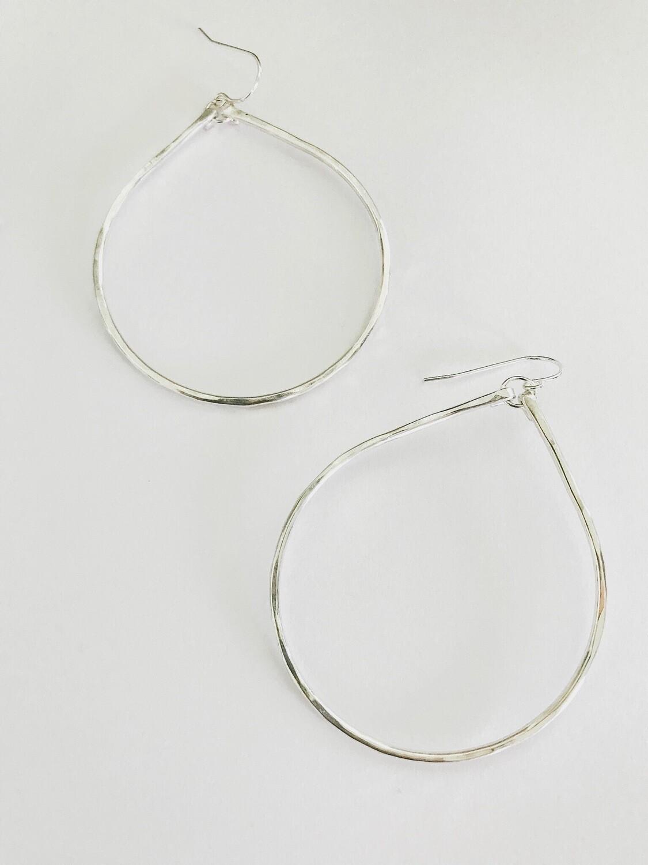 Riot Earrings - Silver