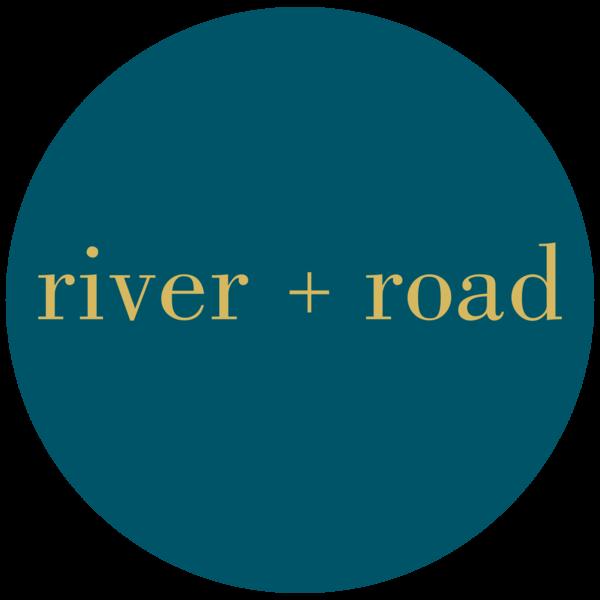 river + road