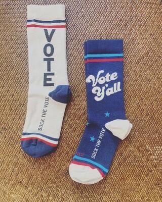 VOTE socks