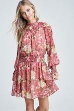 En Saison - floral dress