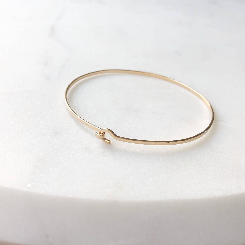 precious metal bracelet