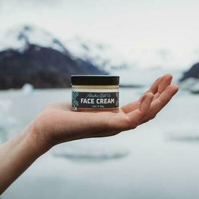 Alaska Salt Co. Face Cream