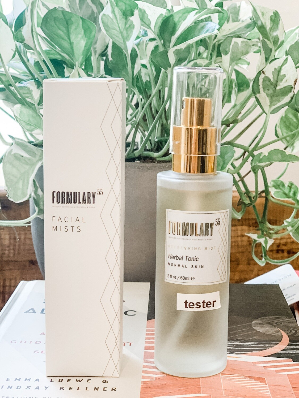 Herbal Tonic - Refreshing Face + Body Mist