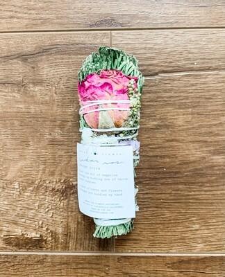 Among the Flowers - sage bundle