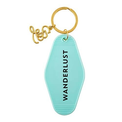 motel key chain