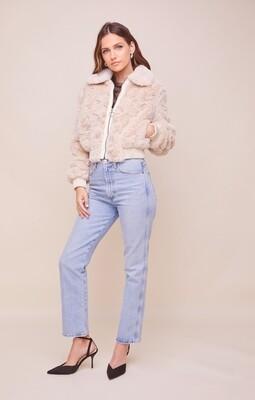 ASTR - Suzanne Faux Fur Jacket