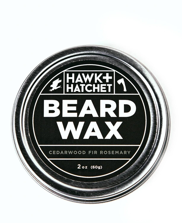 hawk + hatchet beard oil