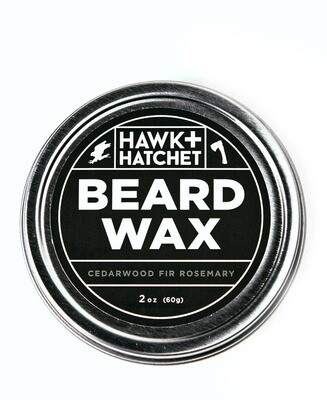 hawk + hatchet beard oil