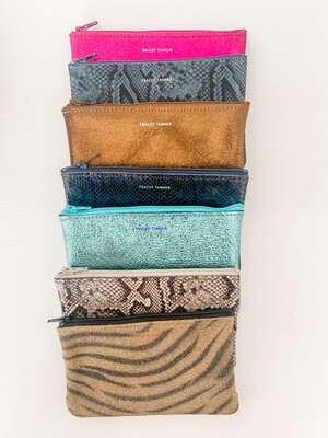 Tracy Tanner Small Zip Pouch