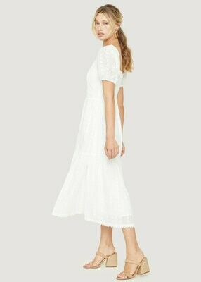 Lost + Wander -Middle of Nowhere Midi Dress