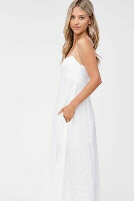 En Saison - Poplin Maxi Dress