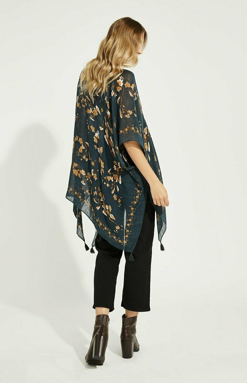Gentle Fawn - Ledger Kimono