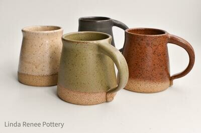 Warm Mugs - By Linda Renee Pottery