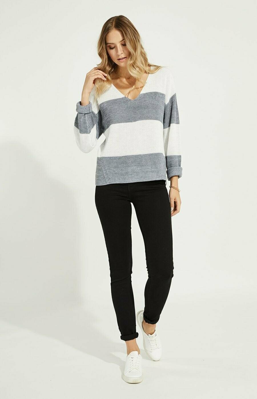 Gentle Fawn - Tucker Striped Sweater