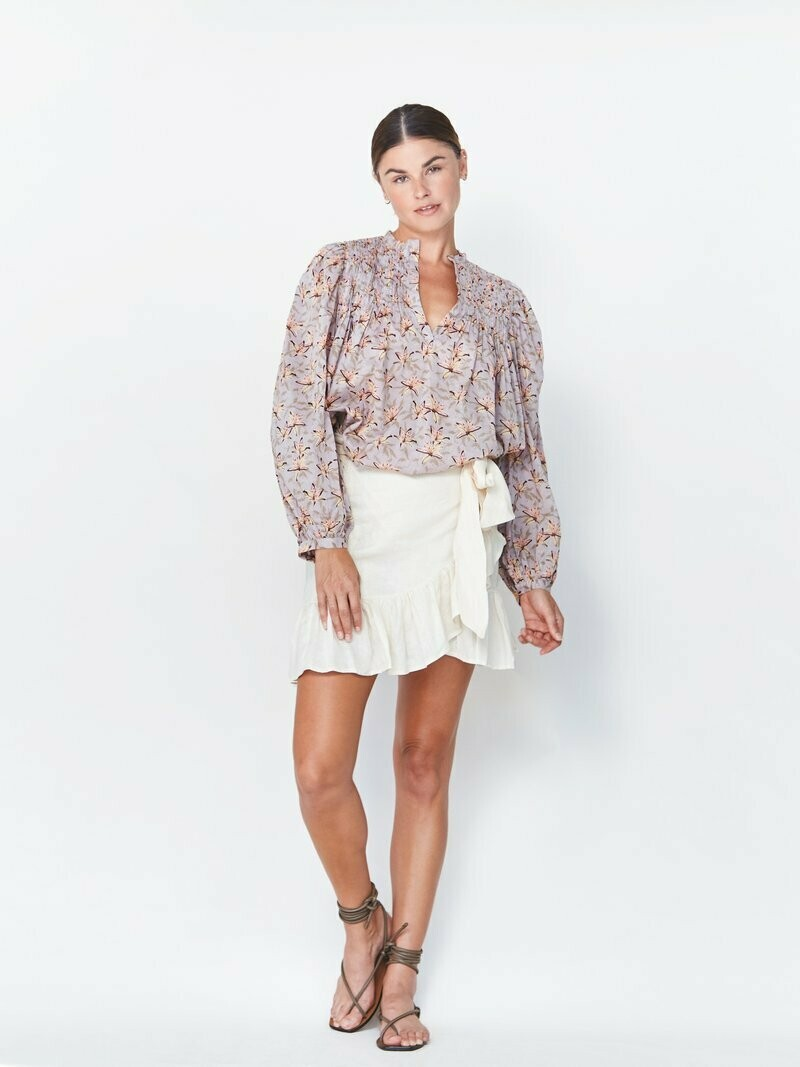 ACACIA - Tally Top in Lily