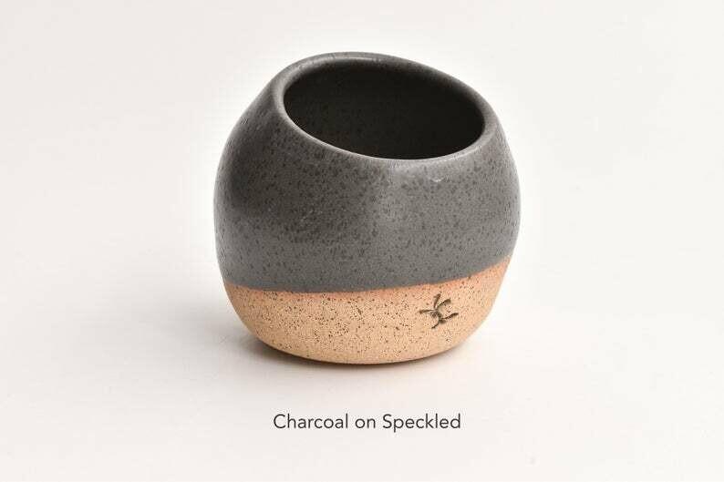 Salt Cellar - By Linda Renee Pottery