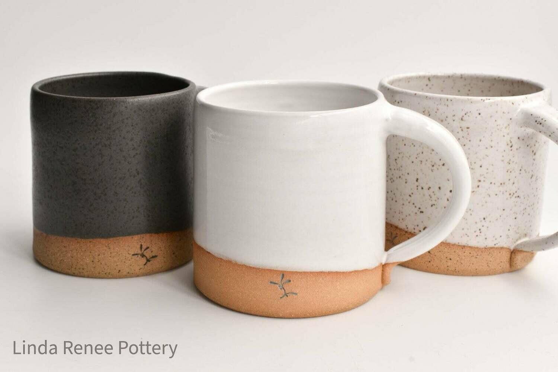 Basic Mugs - By Linda Renee Pottery