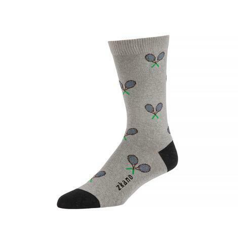 Zkano Men's Socks - Carlisle in Heather