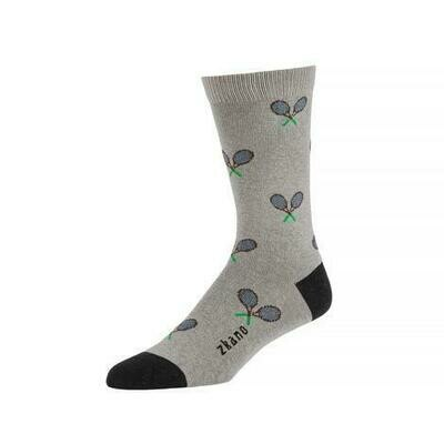 Zkano Men's Socks - Carlisle in Heather