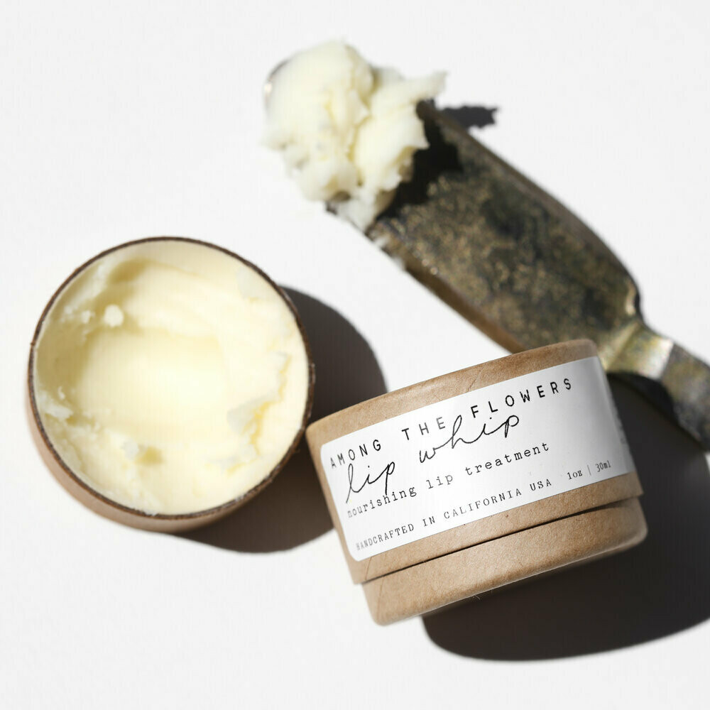 Among the Flowers - Herb Infused Lip Whip